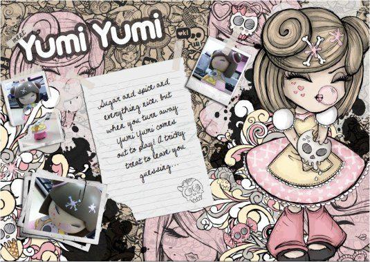 Kimmidoll Love - Yumi Yumi