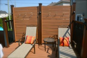 Patio Plus - Pool Deck. A must have for our current patio/ deck...and it's about the same time!