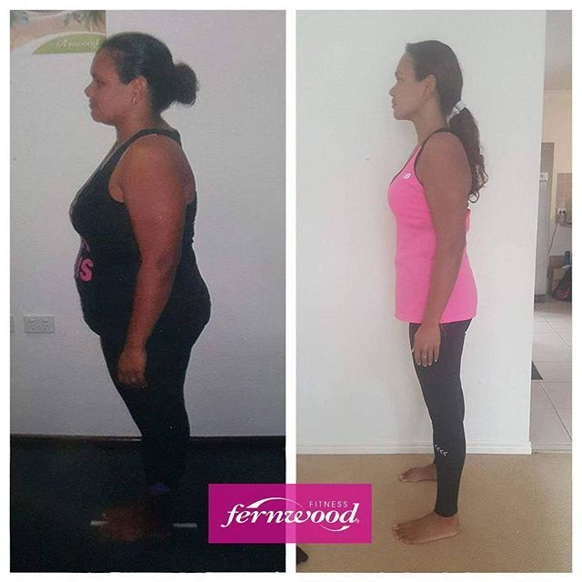 Meet Fernwood Underwood member Karinda Law. She has come a long way since first coming to Fernwood. Karinda is self motivated and has changed her life through reaching small goals along the way. This has added up to an astounding overall weightloss journey of 26kg and 12% body fat; by attending our classes, participating in challenges and being committed to her weekly one on one Personal Training sessions.