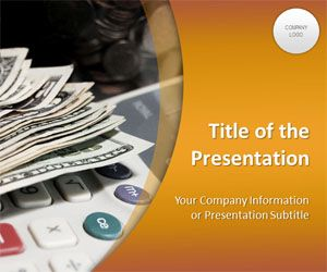 Trading PowerPoint template is a free PPT template background for trading presentations and business presentations