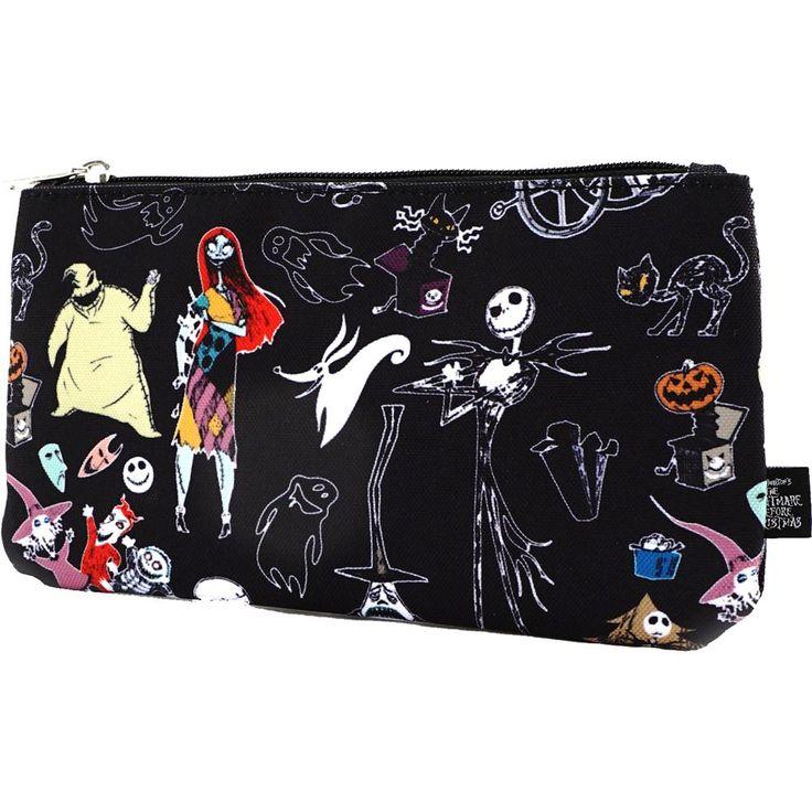 Leather Zip Around Wallet - Elvira: Mistress of Dark by VIDA VIDA zCGZs7f