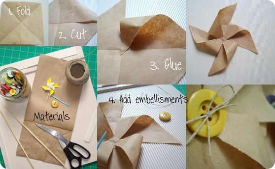 Pinwheel tutorial