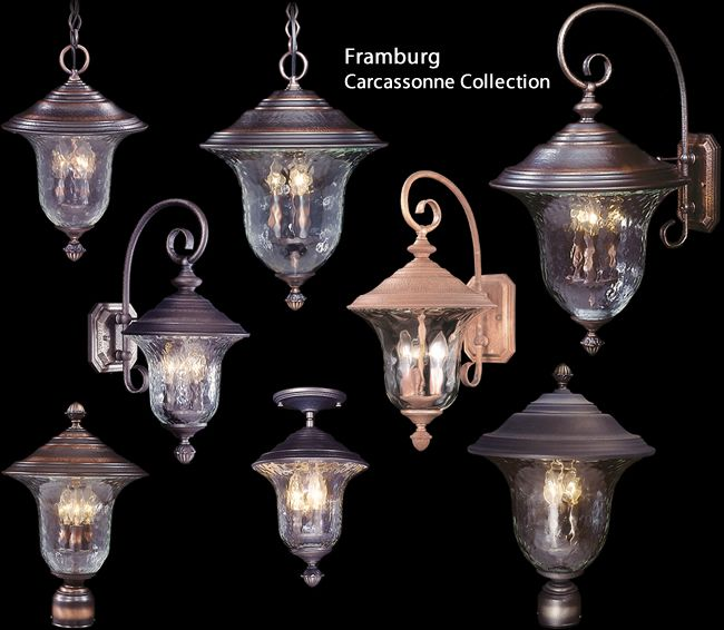 Traditional Outdoor Lighting   Brand Lighting Discount Lighting   Call  Brandu2026Framburg Outdoor Lighting From