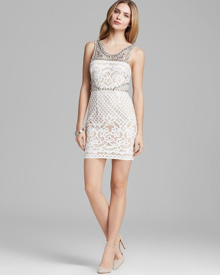 white-multi-tracy-reese-beaded-lace-cutout-shift-screen.jpg (1149×1436)