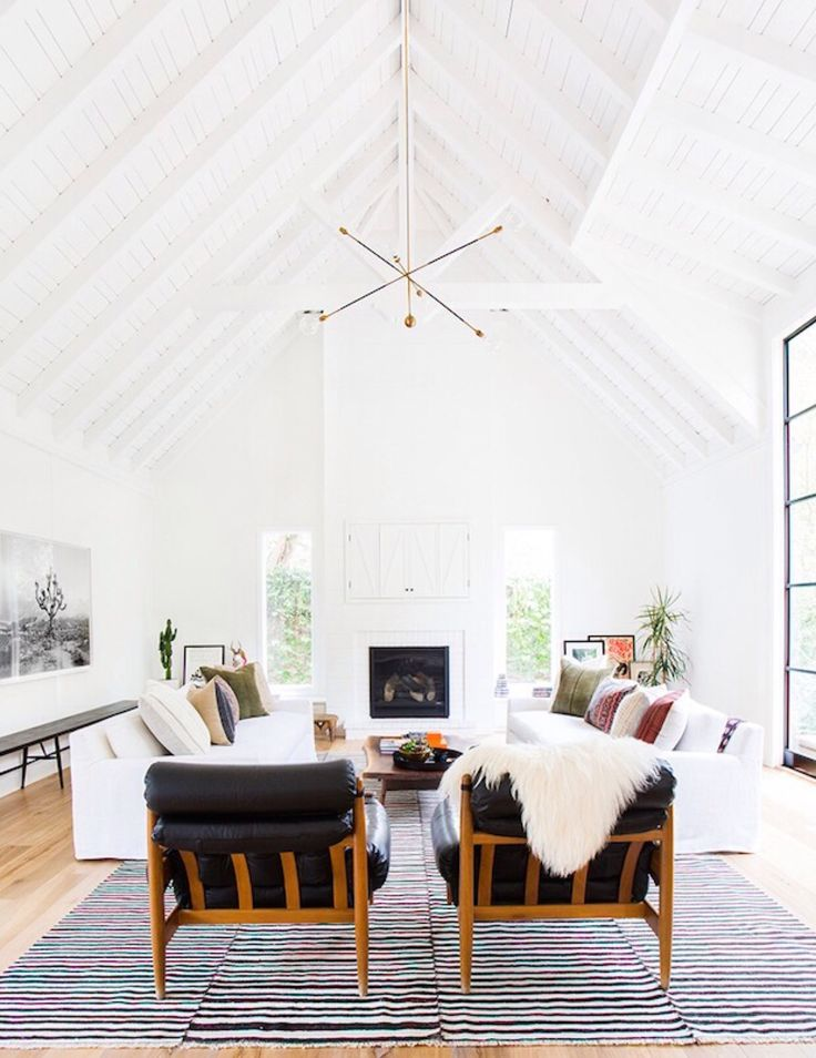 Be inspired to paint your home white   http://oohm.com.au/   #interior #homedecor