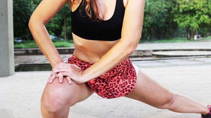 Hipertrofia para quadriceps e glúteos em casa