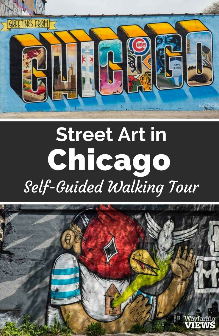 See all of the great street art in Chicago with this free self-guided walking tour. If you are looking for cultural things to do in Chicago, check out these three neighborhoods full of wall murals. The guide includes: how to get to the neighborhoods, things to do in Chicago | Where to eat in Chicago | Where to stay in Chicago.