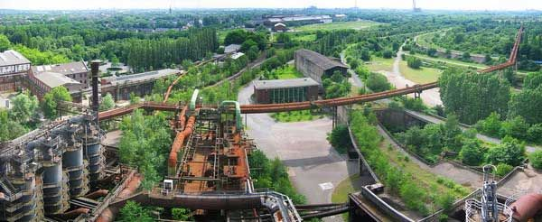 Top 10 Reused Industrial Landscapes - Landscape Architects Network