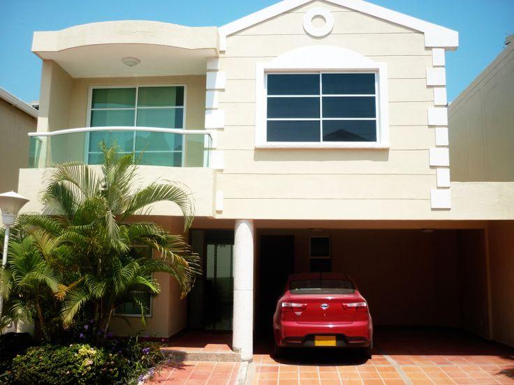 Barranquilla-Colombia Arquitectura Casa en venta