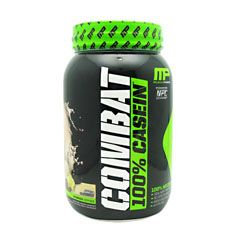 Muscle Pharm Combat 100% Casein Vanilla 2 Pound