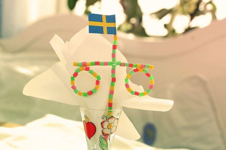 Midsommarstång - DIY Sweden