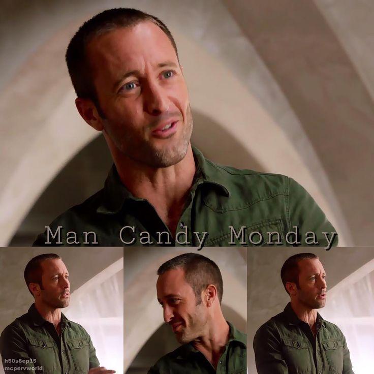 Man Candy Monday! #AlexOloughlin #SteveMcGarrett #H50 #H50S8Ep15 #MCM #McPervWorld