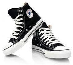 Converse Chuck Taylor HI(K)-Black