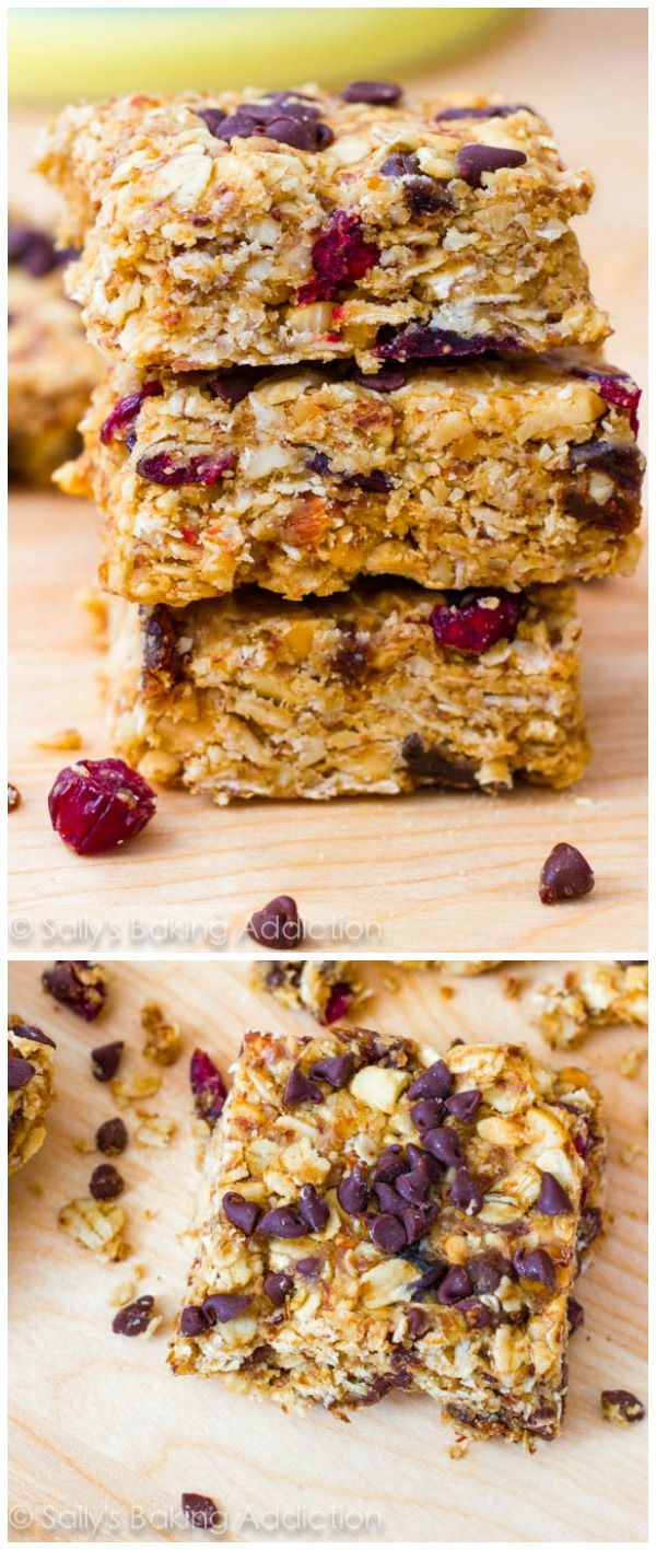 Peanut butter and chocolate craving? These healthy peanut butter bars will make you feel like you're indulging!