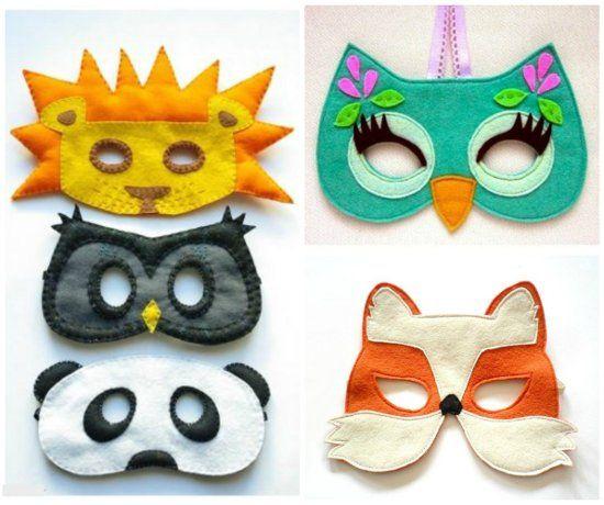 mascara de carnaval 2014 criancas