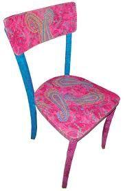 Decopatch papier maakt saaie oude meubels weer als nieuw