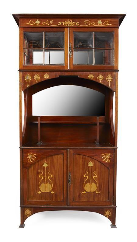 255 best MUEBLES 1900s images on Pinterest | Furniture, Art nouveau ...