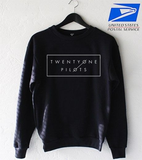 Twenty one pilots Sweatshirt                                                                                                                                                                                 Más