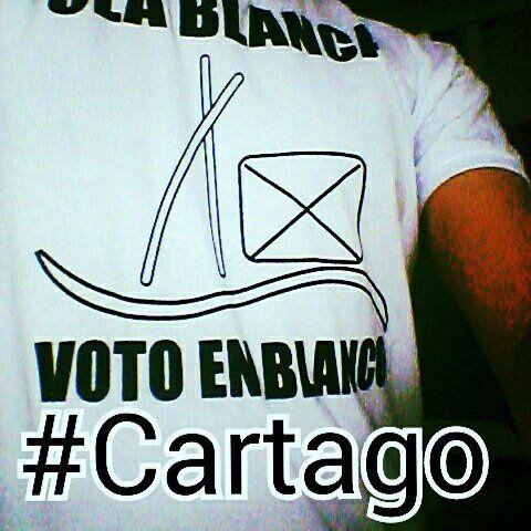 https://flic.kr/p/zLZJMS | Tsunami democrático #Cartago #Pereira #VotoEnBlanco #OlaBlanca #Film #FilmNoir #FilmMaker #FilmMaking #FilnNoir #Democracia #Democracy