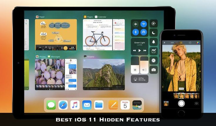 Best 42 Hidden #iOS11 Features Not Revealed by Apple During #WWDC2017
