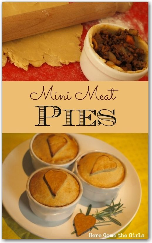 175 best dishes around the world in 12 dishes images on a simple recipe for hearty and healthy meat pies from new zealand great for little forumfinder Gallery