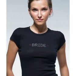 """Lettrage adhésif Tee-shirt """"Bride"""" - A l'unité"""