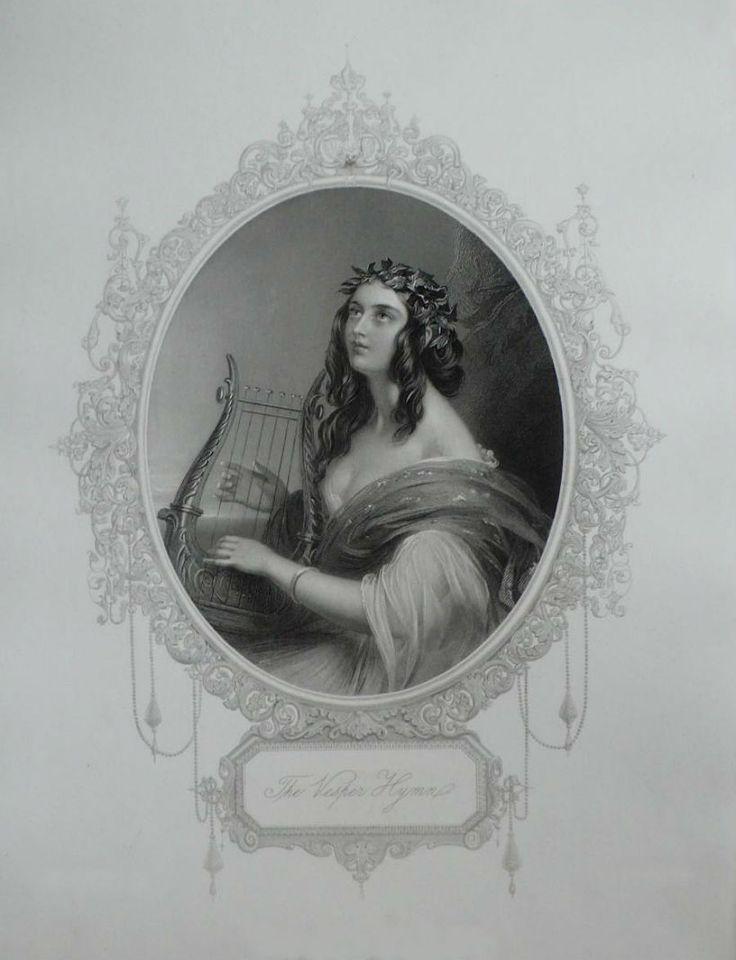 Открытки изображения 19 века