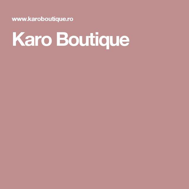 Karo Boutique