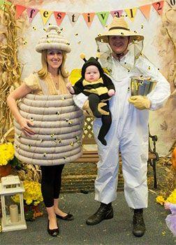 Disfraces para Halloween en familia