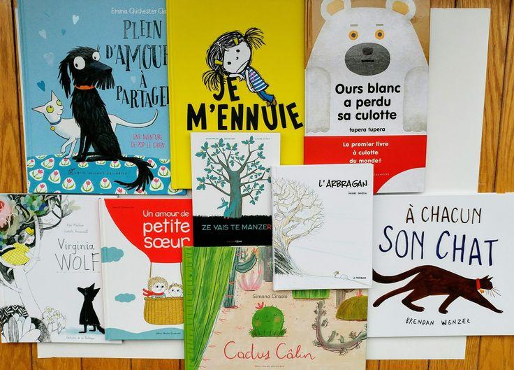 Mes achats au salon du livre de Québec !😍