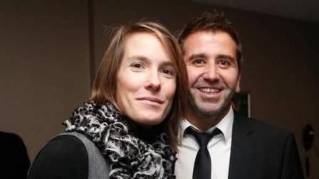 Justin Henin marries long-term partner Benoit Bertuzzo