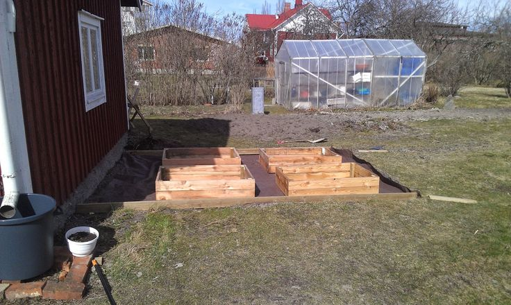 Odlinglåda DIY