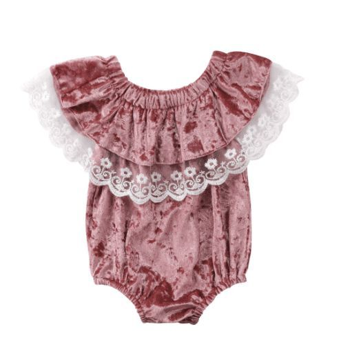 f0b011363 Cute fall baby girl romper | Home Design Do-it-yourself | Baby ...