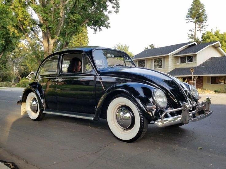 👉1965 Volkswagen Beetle  Classic Deluxe volkswagen bug 1956 1957 1958 1959 1960 1961 1962 1963 1964 1966 bus ghia