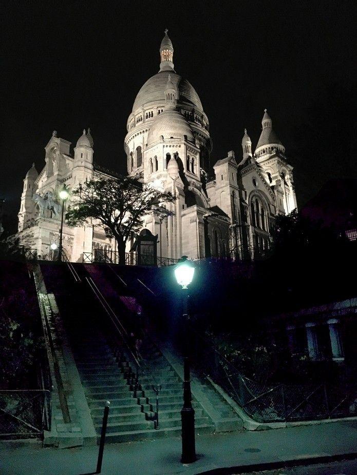 Savré coeur basilica  Paris  Montmartre France worldwide photography