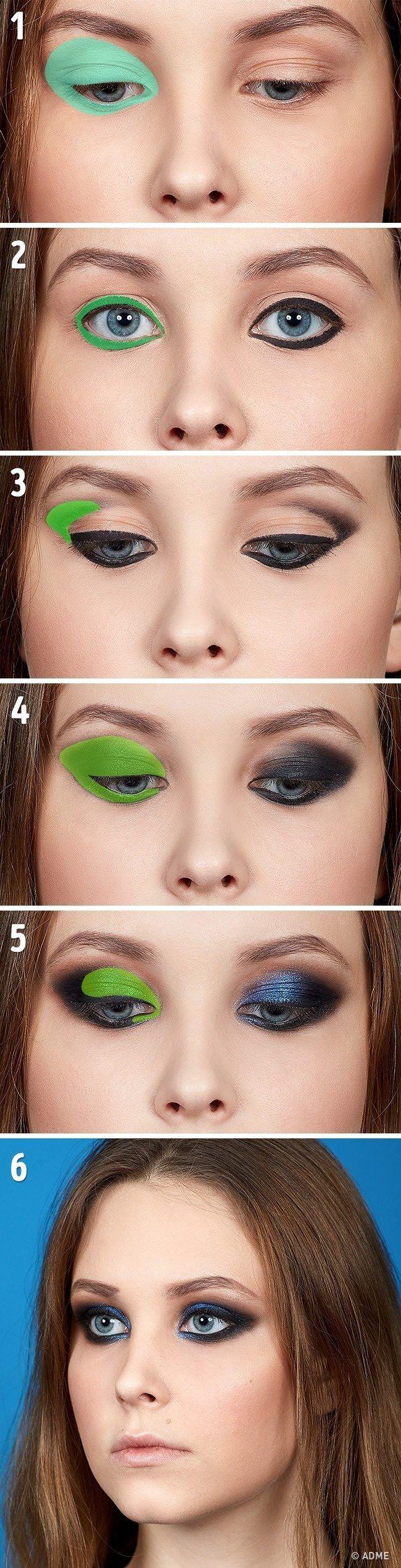 Основные техники макияжа глаз, которые стоит освоить / Все для женщины