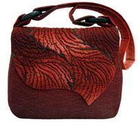Serenity bag ... if not felt is great idea for felt