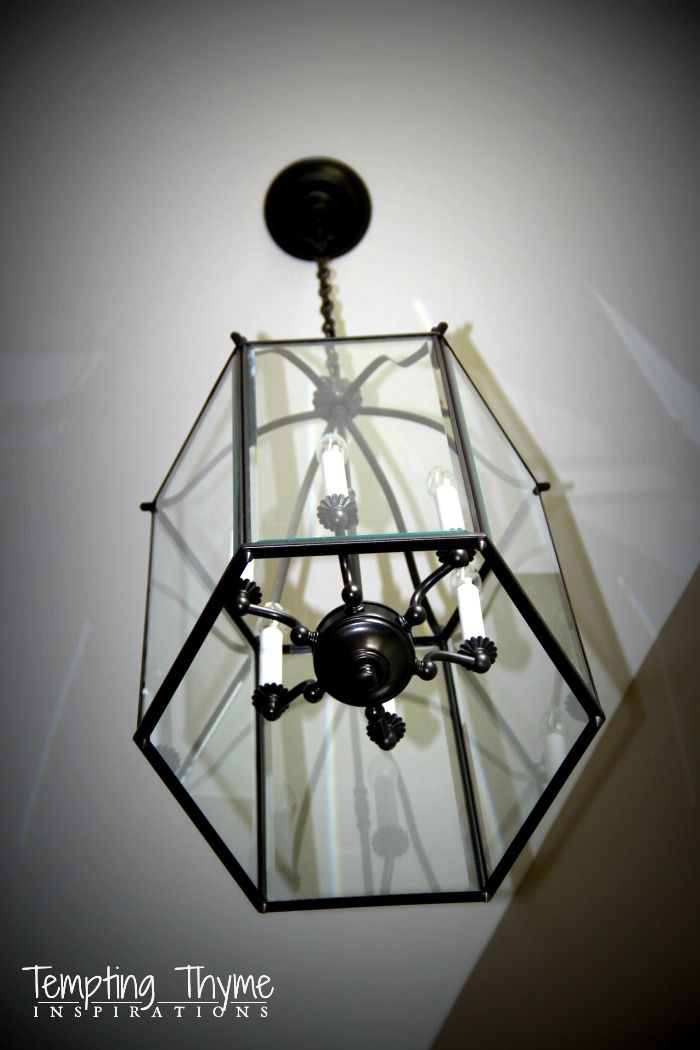Foyer Ceiling Fans : Best painting light fixtures ideas on pinterest