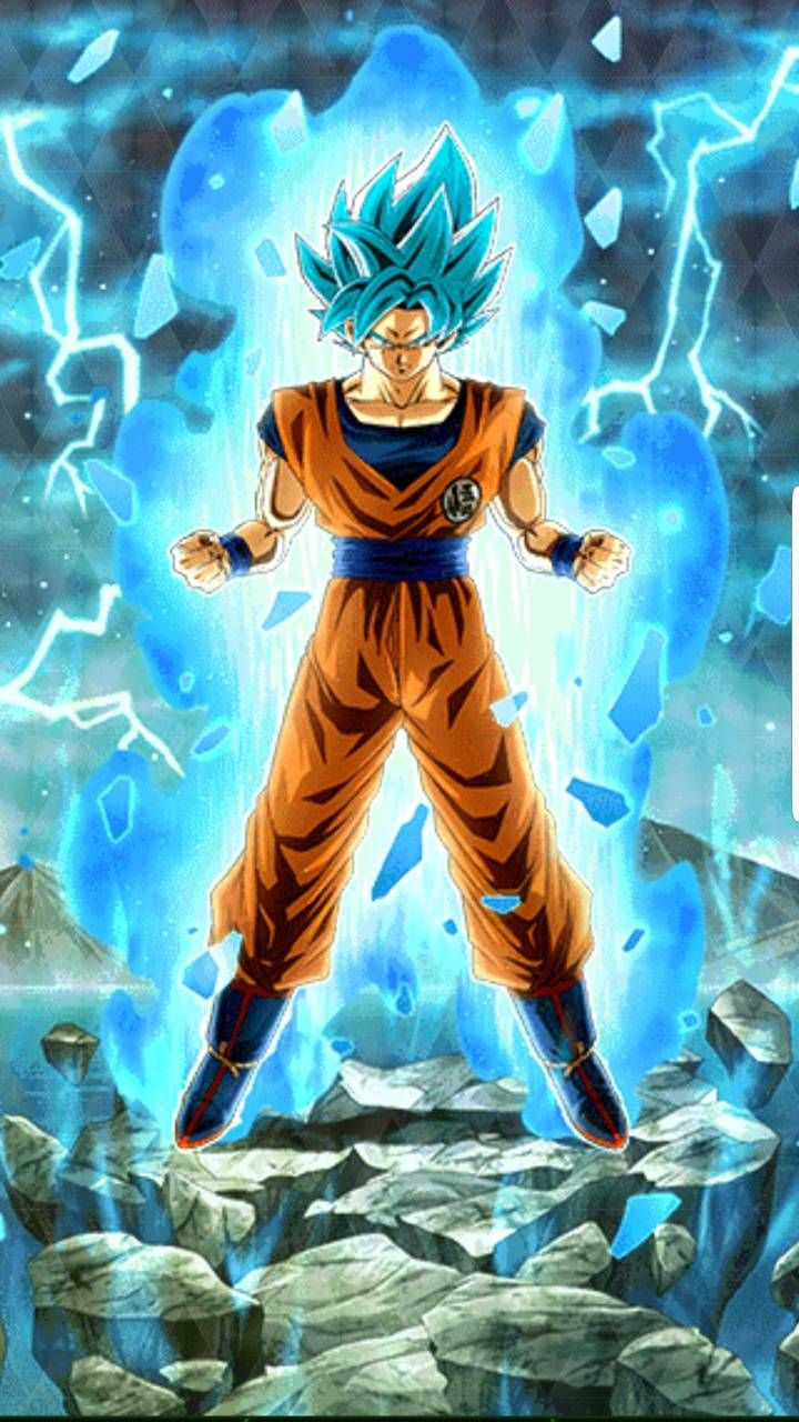 Download Super Saiyan Blue Wallpaper By Buckeye41 38 Free On Zedge Now Browse Millions Of Popu Dragon Ball Super Goku Anime Dragon Ball Super Dragon Ball
