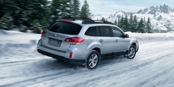 2014 Subaru Outback retains value better than any other mid-size car