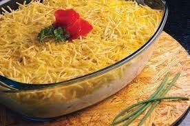 Esse prato é uma delícia para qualquer dia. Pode ser um prato único, daqueles que são uma refeição completa. Que tal experimentar? ...