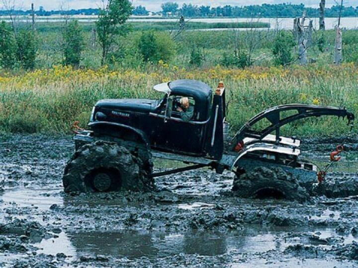 Florida Mud Bogging Muddy Muddy Christmas - 4-Wheel & Off-Road ...