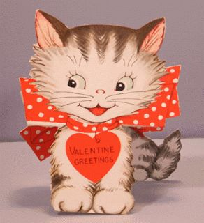 Valentine Pictures Of Cats