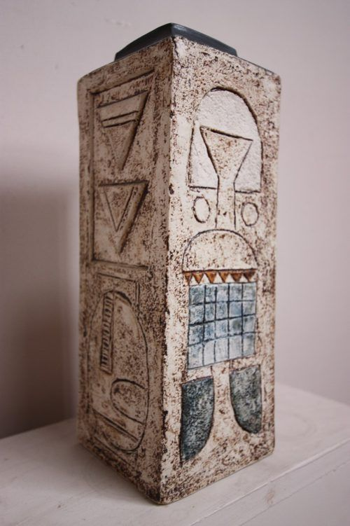 Antiques Atlas - Large 1970's Troika Vase/Vessel