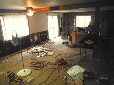 World Renew DRS Completes Newaygo Flood Response in Michigan | World Renew