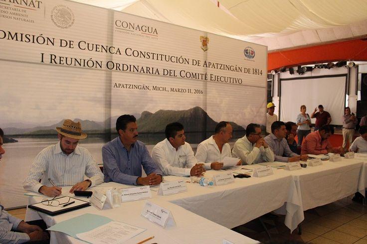Así se anunció durante la realización de la 1ª reunión ordinaria del Comité Ejecutivo de la Comisión de Cuenca 'Constitución de Apatzingán de 1814', donde participan diversas instituciones federales y ...