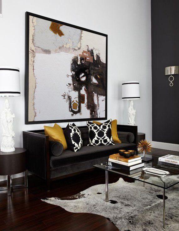 Wall Art For Living Room Modern