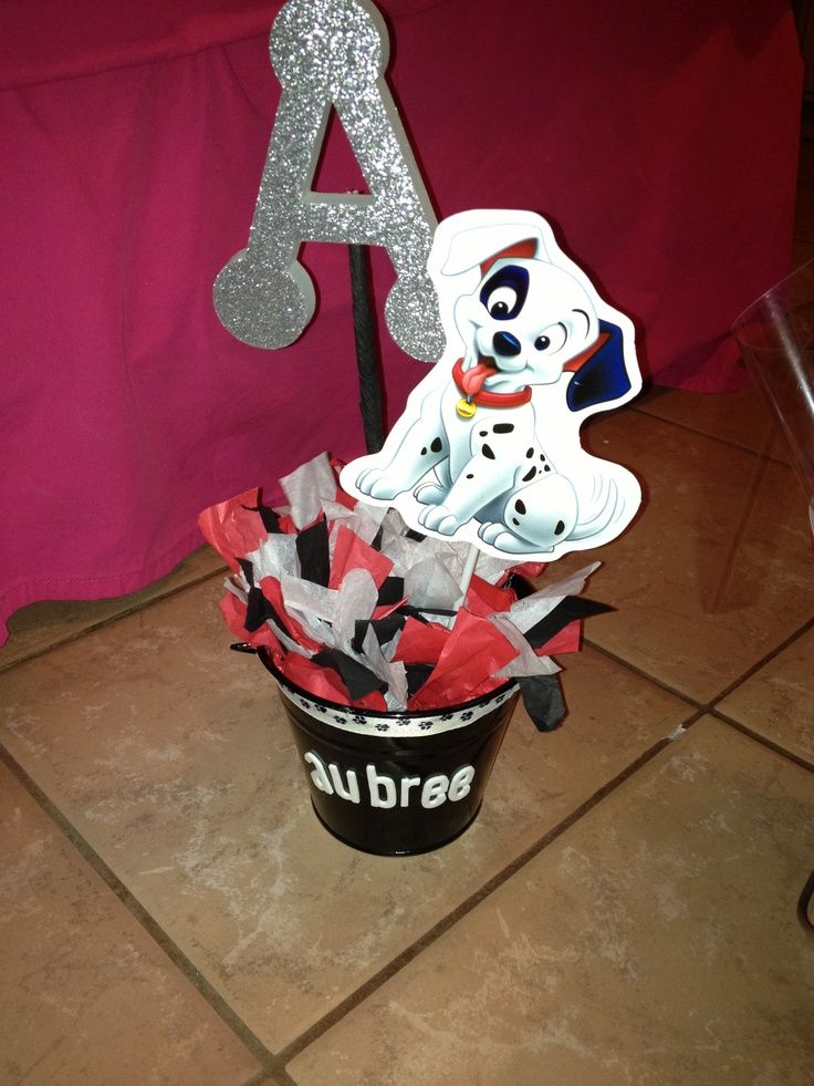101 dalmatians birthday party ideas | 101 Dalmatians Party Theme http://pinterest.com/pin/266627240411816893 ...