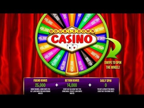 free casino and coins for doubledown