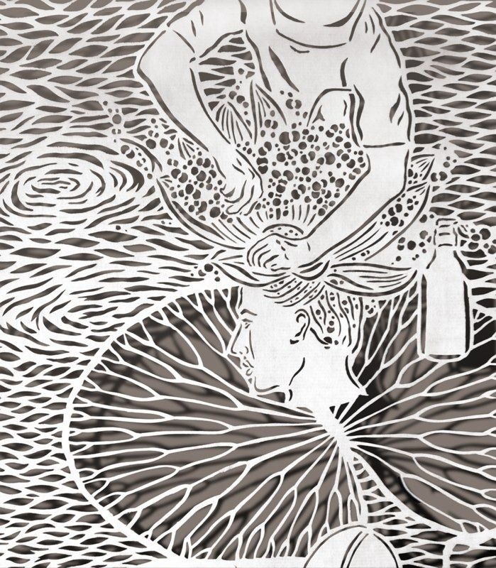 Best Art Papercutting Images On Pinterest Papercutting - Incredible intricately cut paper designs bovey lee